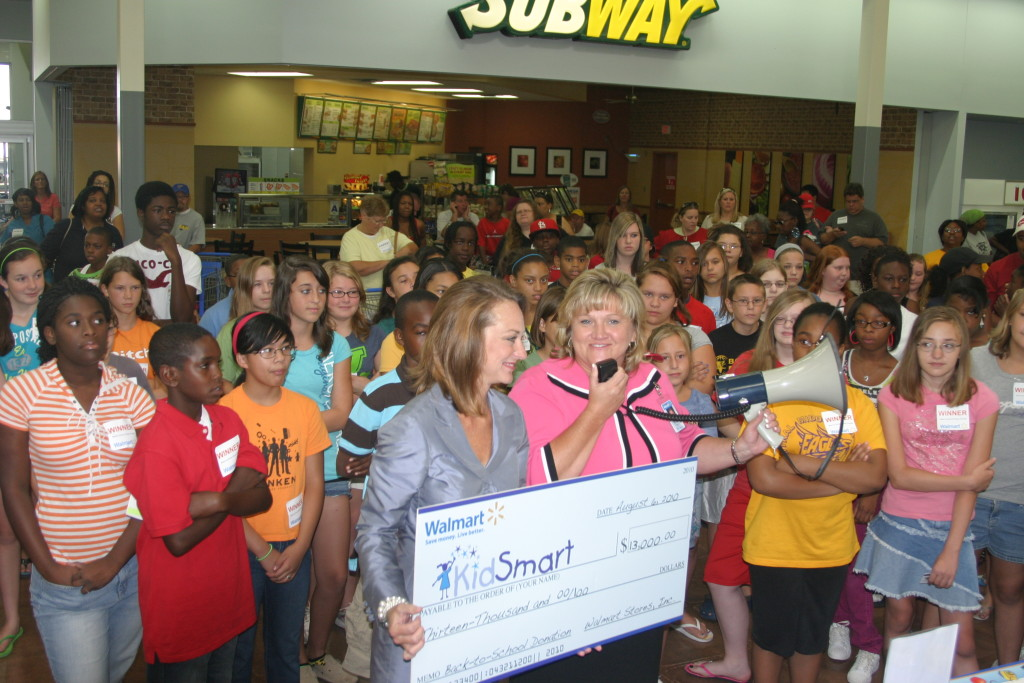 KidsSmart Wal-Mart
